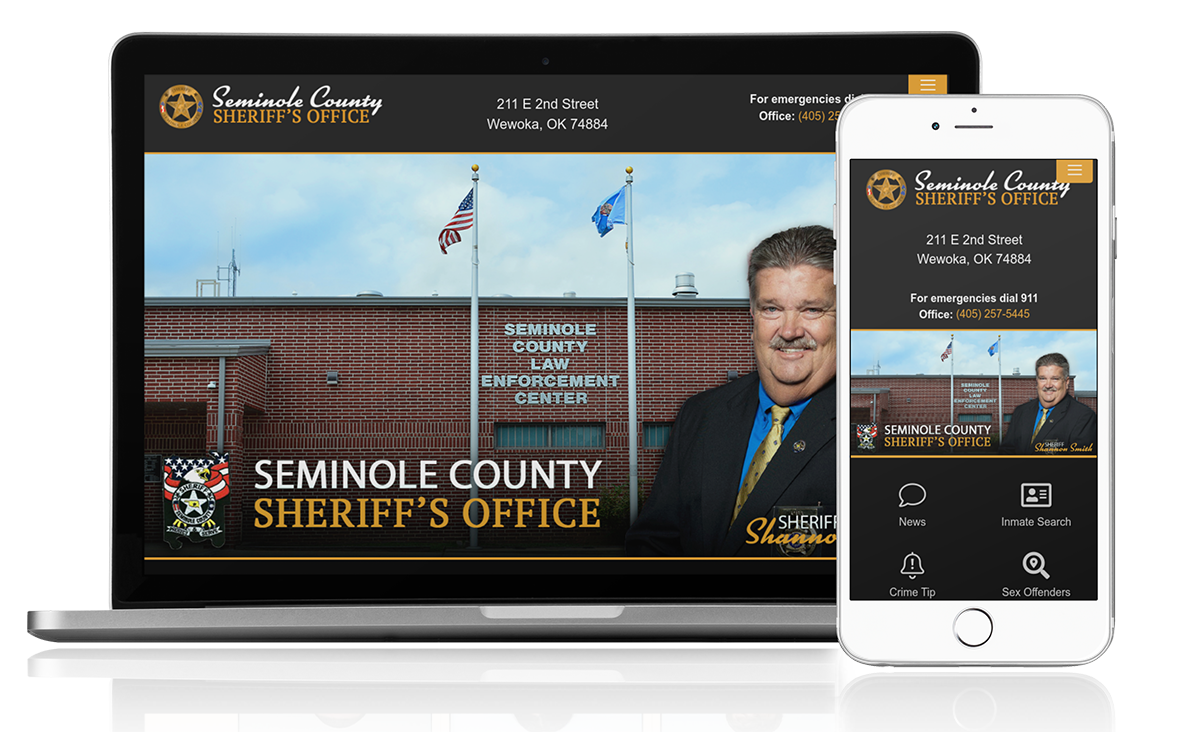 Seminole County Sheriff Website